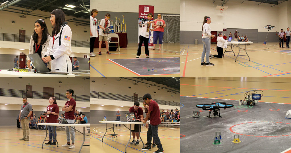 apollo student challenge at nmsu